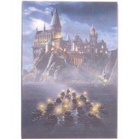 Claire's Harry Potter™ Hogwarts Holographic Notebook – Black - Notebook Gifts