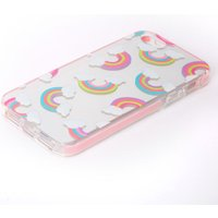 Claire's Silver Mirrored Rainbow Phone Case - Fits Iphone 5/5S - Phone Gifts