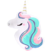 Claire's Miss Glitter The Unicorn Pillow - Pillow Gifts