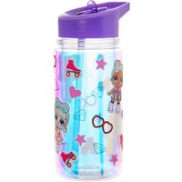 Claire's L.o.l. Surprise™ Holographic Water Bottle – Purple - Water Gifts