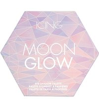 Claire's Moon Glow Hexagon Eyeshadow Palette - Makeup Gifts