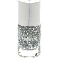Claire's Silver Shine Glitter Nail Polish - Nail Polish Gifts