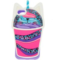 Claire's Sweetimals Cattuccino Glitter 3D Ipod Touch 5/6 Case - Purple - Ipod Gifts