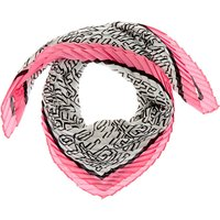 Claire's Square Beautiful Satin Fashion Scarf - Pink - Scarf Gifts