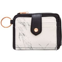 Claire's Marble Coin Purse - Black - Purse Gifts