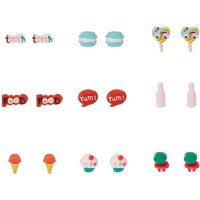 Claire's Sweet Tooth Motif Stud Earrings - Sweet Gifts