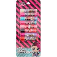 Claire's L.o.l Surprise!™ Lip Balm - 8 Pack - Lip Balm Gifts