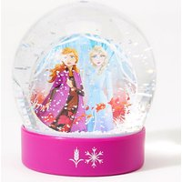 Claire's ©Disney Frozen 2 Snow Globe – Purple - Polka Dot Gifts