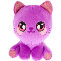 Claire's Squeezamals™ 3Deez Sophia The Cat Soft Toy - Soft Toy Gifts
