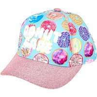Claire's Donut Care Baseball Cap - Baseball Gifts