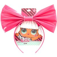 Claire's L.o.l. Surprise!™ Diva Bow Headband - Pink - Lol Surprise Gifts