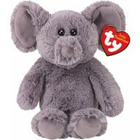 Claire's Ty Beanie Boo Attic Treasure Small Ella The Elephant Soft Toy - Beanie Gifts