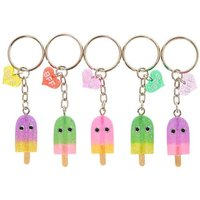 Claire's 5 Bff Popsicle Keyrings - Keyrings Gifts