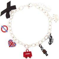 Claire's London Love Charm Bracelet - Charm Bracelet Gifts