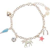 Claire's Unicorn Dreams Charm Bracelet - Charm Bracelet Gifts