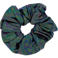 Claire's Metallic Space Hair Scrunchie - Space Gifts