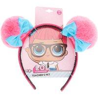 Claire's L.o.l. Surprise!™ Teacher's Pet Spacebuns Headband - Pink - Lol Surprise Gifts