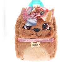 Claire's Jojo Siwa™ Bowbow Soft Backpack - Brown - Brown Gifts