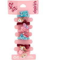 Claire's Kids 6 Pack Critters Hair Ties - Ties Gifts