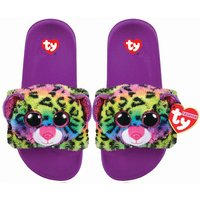 Claire's Ty Beanie Boo Dotty The Leopard Pool Slides - Pool Gifts