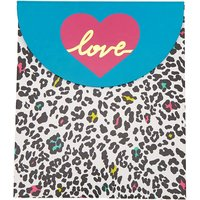Claire's Leopard Love Stationery Set - Stationery Gifts