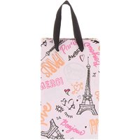Claire's Small Paris Gift Bag - Pink - Paris Gifts
