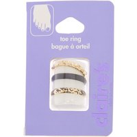 Claire's Leopard Print Stud Toe Ring Set - Leopard Gifts