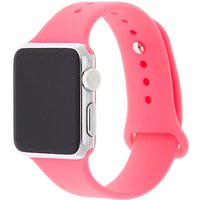Claire's Hot Pink Smart Watch Band - Fits 38MM/40MM Apple Watch - Smart Gifts