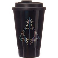 Claire's Harry Potter™ Deathly Hallows Travel Mug - Travel Gifts