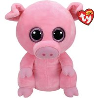 Claire's Ty Beanie Boo Large Posey The Pig Soft Toy - Beanie Gifts