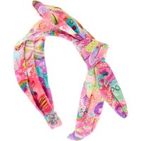 Claire's Cosmic Sweets Knotted Bow Headband - Sweets Gifts