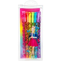 Claire's Jojo Siwa™ Rainbow Bow Design Neon Gel Pen Set - Design Gifts