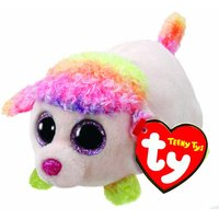 Claire's Teeny Ty Floral The Poodle Soft Toy - Soft Toy Gifts