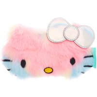 Claire's Hello Kitty Furry Pastel Rainbow Sleeping Mask - Hello Kitty Gifts
