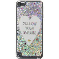 Claire's Glitter Follow Your Dreams Ipod Case - Ipod Touch 5 - Ipod Gifts