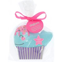 Claire's Sweetimals Narwhal Cupcake Surprise Bath Bomb - Turquoise - Cupcake Gifts