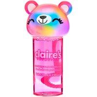 Claire's Sugar The Bear Bubble Bath - Strawberry - Bath Gifts