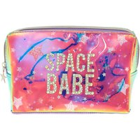 Claire's Space Babe Holographic Makeup Bag - Makeup Gifts