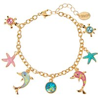 Claire's Under The Sea Charm Bracelet - Charm Bracelet Gifts