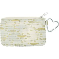 Claire's Gold Arrow Print Coin Purse - Purse Gifts