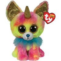 Claire's Ty Beanie Boo Small Yips The Chihuahua Soft Toy - Beanie Gifts
