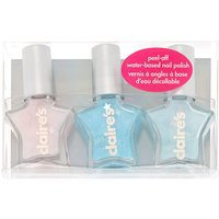 Claire's Star Confetti Nail Polish Set - 3 Pack - Nail Gifts