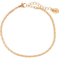Claire's Gold Sicily Chain Anklet - Gold Gifts