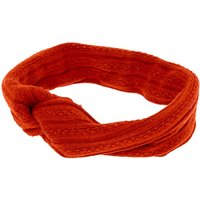 Claire's Sweater Twisted Headwrap - Copper - Sweater Gifts