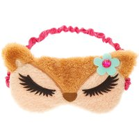 Claire's Soft Deer Sleeping Mask - Soft Gifts