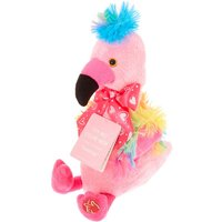 Claire's Club Dancing & Singing Flamingo Soft Toy - Singing Gifts