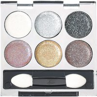 Claire's Metallic Glitter Eyeshadow Palette - Makeup Gifts