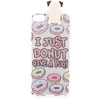 Claire's I Just Donut Give A Pug! Ipod Case - Fits Ipod Touch 5/6 - Music Gifts