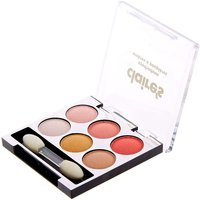 Claire's Mini Coral Eyeshadow Palette - Coral Gifts