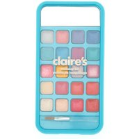 Claire's Miss Glitter The Unicorn Cell Phone Bling Makeup Set - Turquoise - Turquoise Gifts